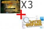 Backlink ระดับ 3 - 3 แพคเกจ (E321-E323) + Onpage