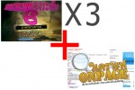 Backlink ระดับ 6 - 3 แพคเกจ (E607-609) + Onpage