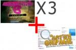 Backlink ระดับ 6 - 3 แพคเกจ (E615-E617) + Onpage
